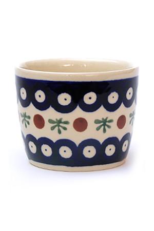 そば猪口 ポーリッシュポタリー/Polish Pottery