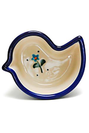 ひよこボウル ポーリッシュポタリー/Polish Pottery