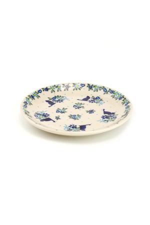 平皿φ17cm ポーリッシュポタリー/Polish Pottery