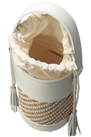 MORES筒型ハンドバッグ アデル ビジュー/ADER.bijoux