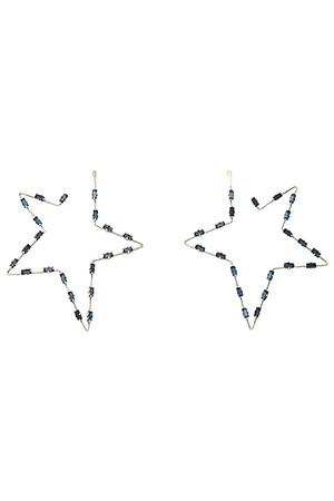 【予約販売】FILIGREE POP STAR ピアス アデル ビジュー/ADER.bijoux