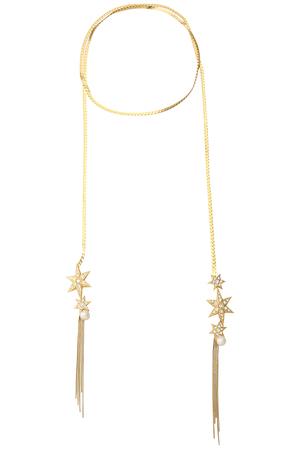 【予約販売】STAR ラリエット アデル ビジュー/ADER.bijoux