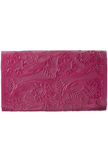 【Carving Tribes】Flap Wallet グレースコンチネンタル/GRACE CONTINENTAL