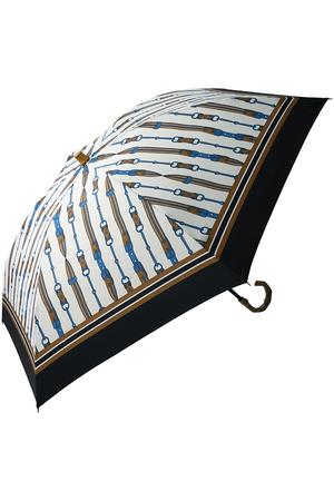 スカーフ柄 晴雨兼用折りたたみ傘 マニプリ/manipuri