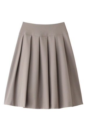 【ELLE SHOP】[VONDEL フォンデル] フレアースカート ...  [G.V.G.V