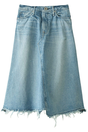 THE JEAN SKIRT アッパーハイツ/upper hights