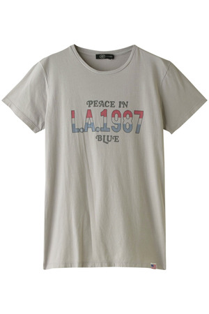 【JET LOS ANGELES】プリントTシャツ ジェット/JET