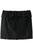 【JET NEWYORK】ラメストライプフロントボタンスカート ジェット/JET