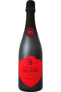 <ELLE SHOP> WINE ワイン ヴィラ・デステ・スペシャル・リザーヴ・ブリュット 2012 白泡