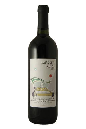 カンティーネ・マドンナ・デレ・グラッツィエ メッセール オト 2011 ワイン/WINE