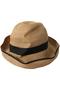 BOXED HAT バイカラー(11cm brim) マチュアーハ/mature ha.