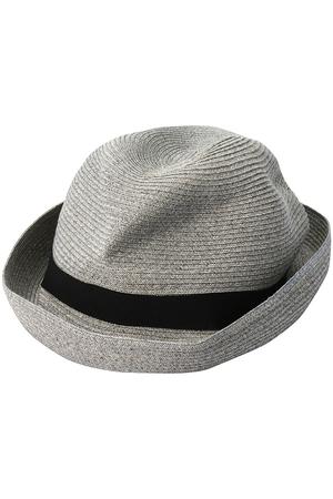 【MEN】BOXED HAT(7cm brim) マチュアーハ/mature ha.