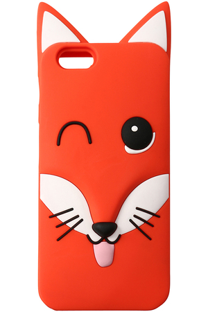 【UNISEX】IPHONE6 CASE 3D FOX HEAD メゾン キツネ/MAISON KITSUNE