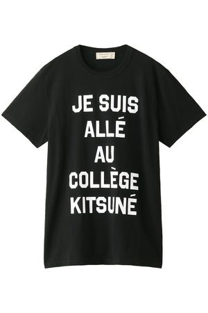 【MEN】JE SUIS ALLE Tシャツ メゾン キツネ/MAISON KITSUNE