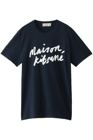 【MEN】HANDWRITING Tシャツ メゾン キツネ/MAISON KITSUNE