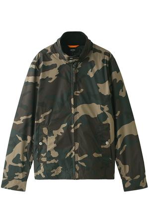 【MEN】CAMO RIVERTON シャツジャケット ジャック・スペード/JACK SPADE