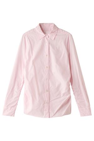 100/2ブロードシャーリングシャツ ウィム ガゼット/Whim Gazette