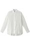 80/ローンBIGシャツ ウィム ガゼット/Whim Gazette オフホワイト