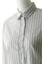 【Finamore】ストライプシャツ ウィム ガゼット/Whim Gazette