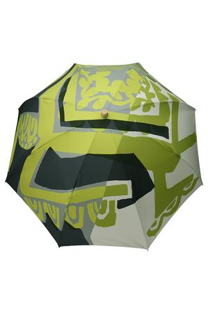 【OTTAIPNU】折りたたみ傘bashauma柄 オッタイピイヌ/OTTAIPNU