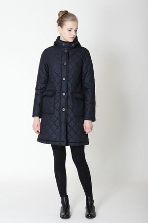 グランジ キルティングダッフルコート トラディショナルウェザーウェア/Traditional Weatherwear