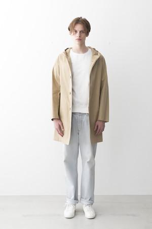 【MEN】CHRYSTON / クリストン フーデッドコート トラディショナルウェザーウェア/Traditional Weatherwear