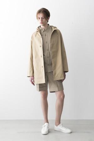 【MEN】USK SHORT / ウスク ショート丈コート トラディショナルウェザーウェア/Traditional Weatherwear