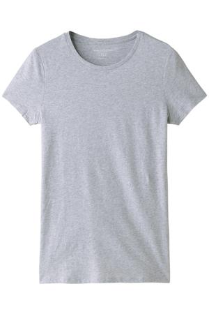 【MAJESTIC FILATURES】クルーネックTシャツ エリオポール/HELIOPOLE