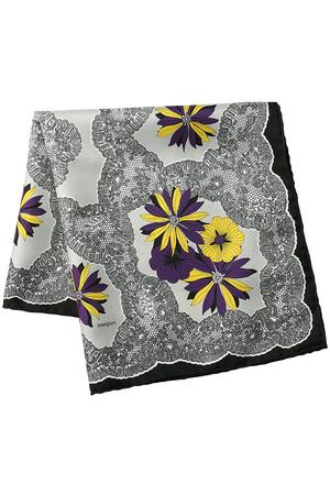 【manipuri】FLOWER LACE スカーフ