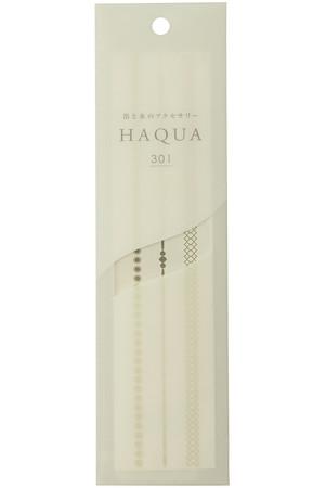 箔アクセサリー ハクア/HAQUA