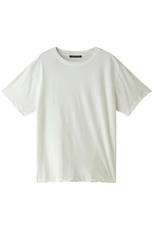 クルーネックTシャツ ミズイロインド/mizuiro ind
