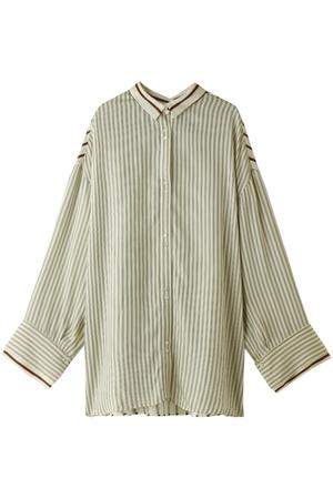 【予約販売】ストライプカスタマイズシャツ リト/Rito