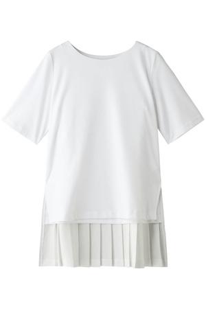 バックプリーツTシャツ クラネ/CLANE