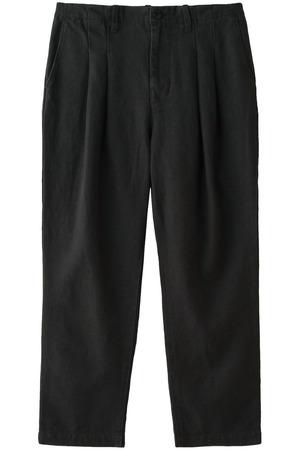 ヘンプコットン帆布2タックパンツ ネストローブ/nest Robe
