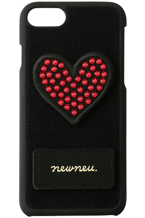 iPhone6&7用 HEART SWARO iPhoneケース ニューニュー/newneu.