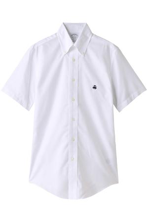 【MEN】ノンアイロン ブルックスクール スーピマコットン GF ショートスリーブ スポーツシャツ Regent Fit ブルックス ブラザーズ/Brooks Brothers