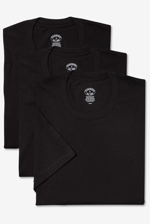 【MEN】スーピマコットン 3パック クルーネック Tシャツ ブルックス ブラザーズ/Brooks Brothers