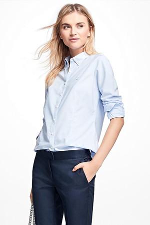 ノンアイロン スーピマコットン GF ボタンダウンシャツ Tailored Fit ブルックス ブラザーズ/Brooks Brothers