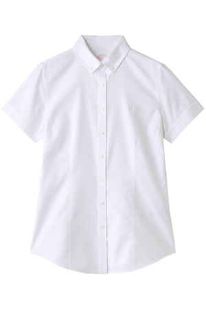 ノンアイロン スーピマコットン GF ショートスリーブ ボタンダウンシャツ Tailored Fit ブルックス ブラザーズ/Brooks Brothers