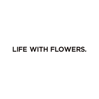 LIFE WITH FLOWERS.