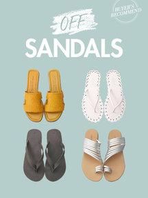 OFF/Sandals