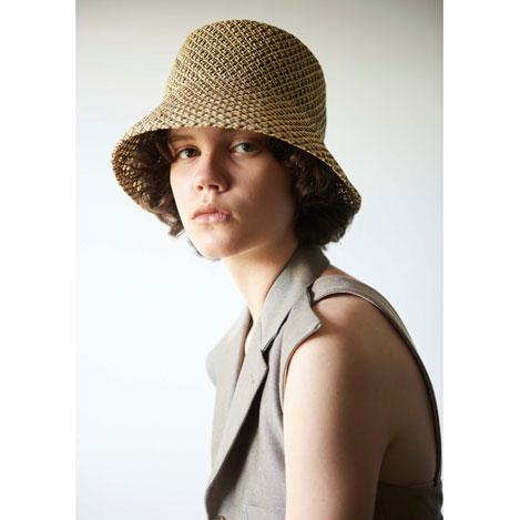 自分のアイコンにしたい帽子。注目ブランド「メゾンドリリス」の洗練ハットコレクション