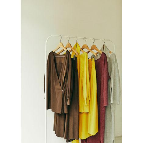 さらっと着て素敵にきまる「ガリャルダガランテ」×大草 直子さんのコラボアイテム
