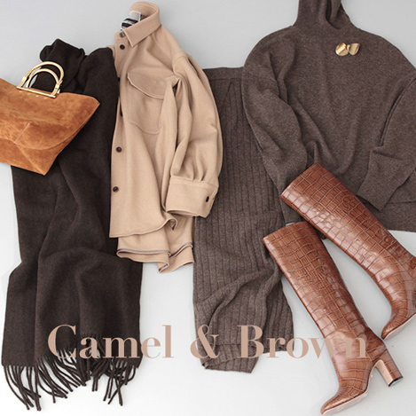 Camel&Brown NEWSTYLING