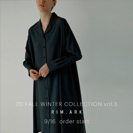 20 FALL WINTER COLLECTION vol.3