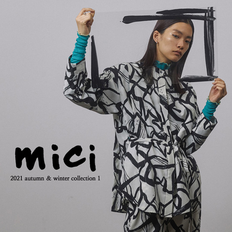 mici  2021 autumn&winter collection 1