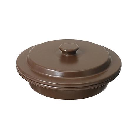 """そのままテーブルで器としても使えるスタイリッシュな""""Shallow Pot"""""""