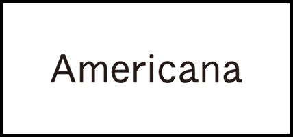 Americana/アメリカーナ