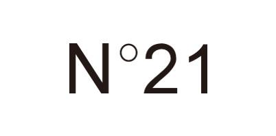 N°21/ヌメロ ヴェントゥーノ