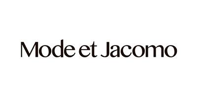 MODE ET JACOMO/モード・エ・ジャコモ